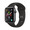 APPLE WATCH SERIES 4 GPS, 44MM SPACE GRAY ALUMINIUM CASE WITH BLACK SPORT BAND