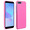 AVIZAR Coque Huawei Y6 2018 coque silicone gel Dos Antitraces Rose