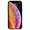BACK2BUZZ BACK2BUZZ COVER MIRROR MATT TPU BLACK FOR IPHONE XS