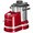 KITCHENAID COOK PROCESSOR EMPIRE RED 5KCF0104EER/2