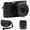 PANASONIC LUMIX DC-GX800 + 12-32MM + 35-100MM + BAG BLACK