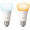 PHILIPS HUE WHITE AMBIANCE 2-PACK E27