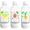 Sodastream PET 1L BOTTLES COLOR X3