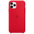 apple-iphone-11-pro-silicone-case-red