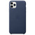 apple-iphone-11-pro-max-leather-case-blue