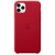apple-iphone-11-pro-max-leather-case-red