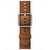 APPLE 38MM SADDLE BROWN CLASSIC BUCKLE,