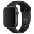 APPLE 44mm Anthracite/Black Nike Sport Band - S/M & M/L