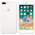 APPLE SILICONE COVER WHITE IPHONE 7 PLUS, 8 PLUS
