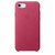 APPLE LEATHER COVER FUCHSIA PINK IPHONE 7,8,