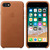 APPLE LEATHER COVER SADDLE BROWN IPHONE 7,8