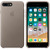 APPLE LEATHER COVER TAUPE IPHONE 7 PLUS, 8 PLUS