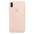 APPLE SIL CASE PINK SAND XS MAX
