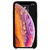 BACK2BUZZ BACK2BUZZ COVER LIQUID SILICON BLACK FOR IPHONE XS
