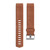 FITBIT CHARGE HR 2 ACCESSORY BRACELET LEATHER - BROWN - LARGE,