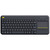 Clavier K400 PLUS TOUCH WIRELESS