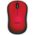 Souris M220 SILENT RED/BLACK