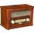 MADISON RADIO VINTAGE AUTONOME AVEC BLUETOOTH & FM 2 X 10W (MAD-RETRORADIO)
