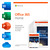MICROSOFT OFFICE 365 HOME 1 YEAR NL, Software