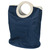 OKOIA LAUNDRY BASKET BLUE,