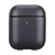 Andere accessoires audio LEATHER BLACK AIRPODS1/2