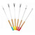 PEBBLY FONDUE FORKS COLOR X6,