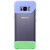 SAMSUNG 2 PIECE COVER VIOLET S8,