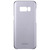 SAMSUNG CLEAR COVER VIOLET S8,