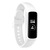 Montre connectée / Activity tracker SAMSUNG GALAXY FIT E WHITE