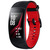 Smartwatch / Activity tracker SAMSUNG GEAR FIT 2 PRO L BLK-RED