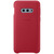 Étui smartphone Samsung SAMSUNG LEATHER COVER RED GALAXY S10E