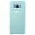 SAMSUNG SILICONE COVER BLUE S8,