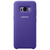 SAMSUNG SILICONE COVER VIOLET S8,