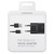 SAMSUNG UNIVERSAL USB-C HOME CHARGER + DATACABLE BLACK QUICK CHARGE 15W