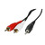TEMIUM RCA/Mini Jack 3.5mm