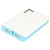 URBAN FACTORY POWERBANK 10.4MAH WHITE, Chargeur portable / Powerbank