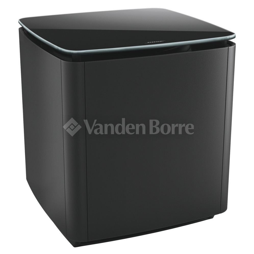 4b1d1a30013243 BOSE ACOUSTIMASS 300 WIRELESS BASS MODULE BLACK bij Vanden Borre ...