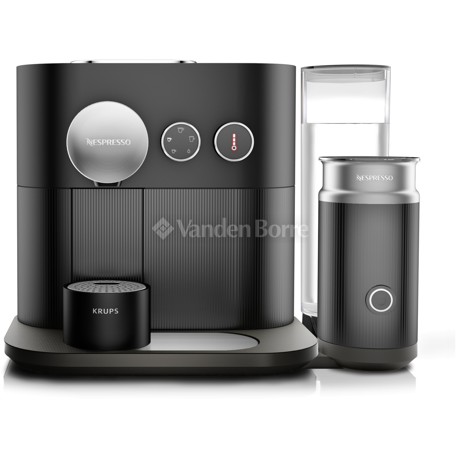 krups nespresso expert milk xn601810 chez vanden borre comparez et achetez facilement. Black Bedroom Furniture Sets. Home Design Ideas