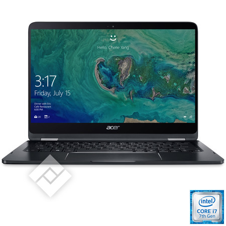 ACER laptop, tablette PC ou hybride / convertible SPIN 7 SP714-51-M6C0
