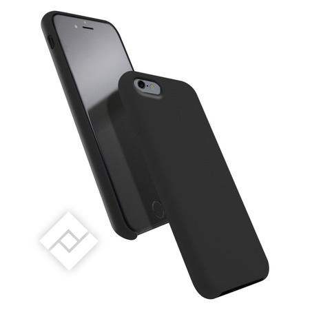 WAVE SILICONE COVER IPHONE 6S BLACK