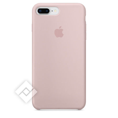 APPLE SILICONE COVER PINK SAND IPHONE 7 PLUS, 8 PLUS