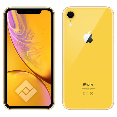 APPLE Smartphone IPHONE XR 128GB YELLOW