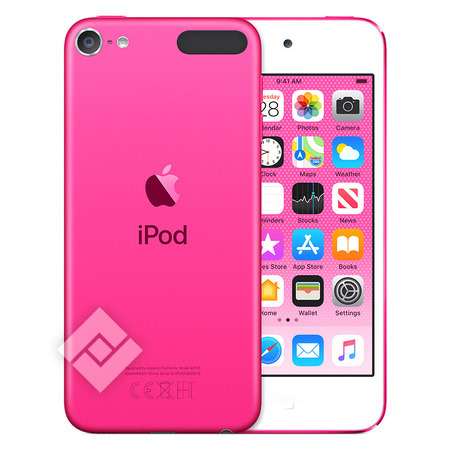 APPLE IPOD TOUCH VII 128GB PINK