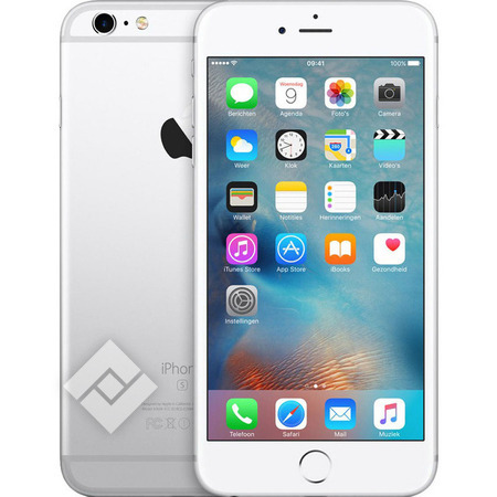APPLE IPHONE 6S 64GB SILVER REFURBISHED RENEWD