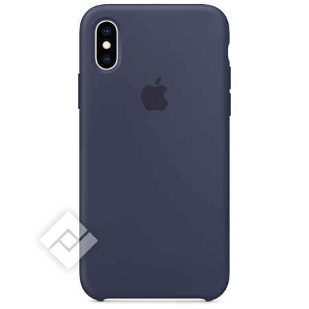 APPLE SILICONE CASE MID BLUE XS