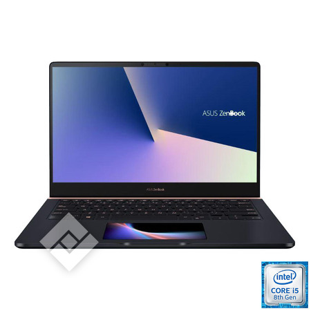 ASUS laptop, tablet pc of 2-in-1 / hybride UX480FD-BE043T-BE