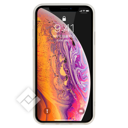 BACK2BUZZ BACK2BUZZ COVER MIRROR MATT TPU CLEAR FOR IPHONE XS MAX