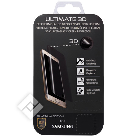 BACK2BUZZ Ultimate 3D Black Samsung Galaxy S7