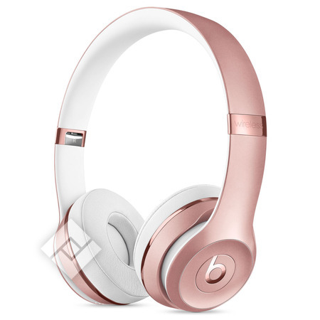 BEATS SOLO3 WIRELESS PINK