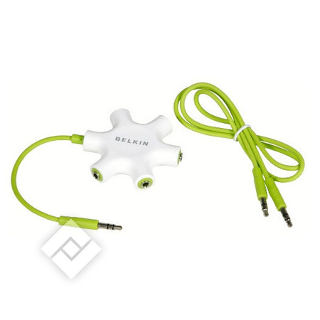 BELKIN MULTIJACK 3.5MM SPLITTER